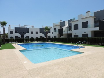 Apartment located in Pilar de la Horadada