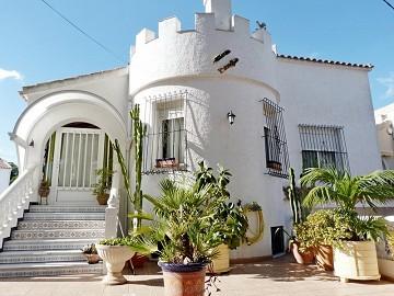 Detached Villa with pool Pinar de Campoverde