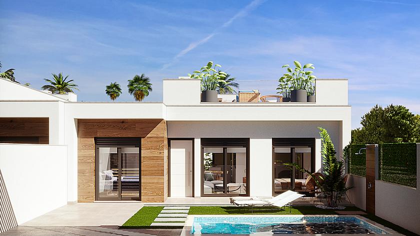 Terraced Villas, Dolores de Pacheco in Oakwood Properties