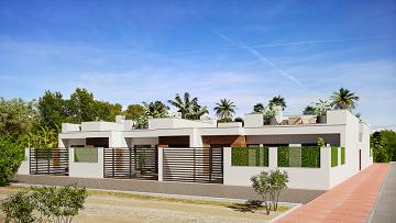 Terraced Villas, Dolores de Pacheco