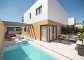 Semi detached villa, San Pedro del Pinatar in Oakwood Properties