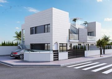 New Build Apartment in El Mojon