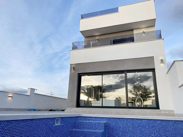 Detached Villa in Costa Blanca South, Pilar de la Horadada