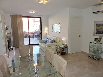 Apartment in Lomas de Cabo Roig