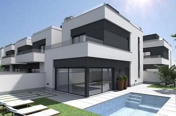 Detached Villa in Costa Blanca South, La Zenia