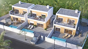 New Build Detached Villa
